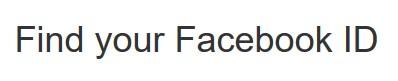 QWARIE: UK-OSINT - Facebook Sites & Links