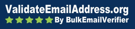 validateemailaddress.org - a site that allows you to check to see if an email address is genuine or not